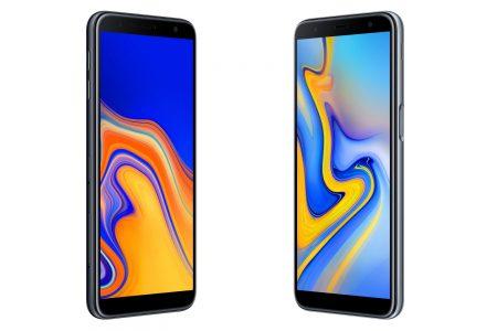 Официально представлены 6-дюймовые смартфоны начального класса Samsung Galaxy J4+ и J6+