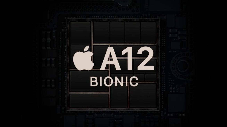 Процессор А12 Bionic в iPhone XS Max