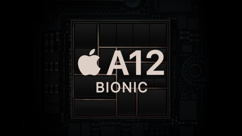 Процессор Apple A12 фото