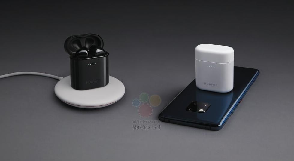 Huawei выпустит беспроводные наушники сфункцией зарядки от телефона
