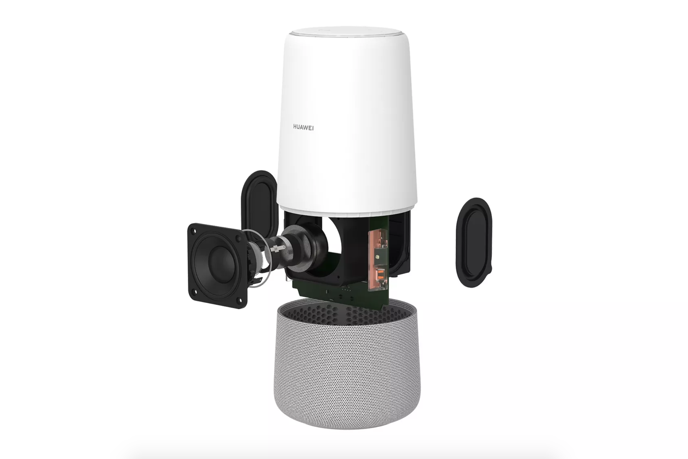 IFA 2018: Huawei AI Cube — умная колонка и по совместительству Wi-Fi-роутер/LTE-модем