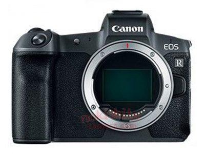 Раскрыты подробные характеристики полнокадровой беззеркальной камеры Canon EOS R и сменных объективов с креплением RF