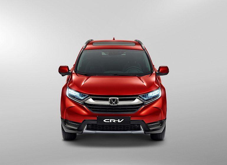 Honda CR-V: любимец детей и семьи! Но как насчет водителя?