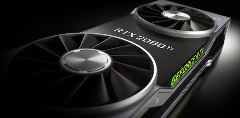 После публикации результатов тестирования видеокарт GeForce RTX 2080 стоимость акций NVIDIA снизилась на 2,1% - ITC.ua