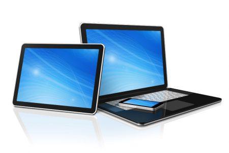 OLX опубликовал рейтинг наиболее популярных в Украине брендов ноутбуков, планшетов и ридеров [инфографика]