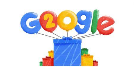 В честь 20-летия поиска Google в Street View запущен виртуальный тур по гаражу, где в 1998 году был офис компании