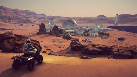 Швейцарские ученые составили детальный план колонизации Марса