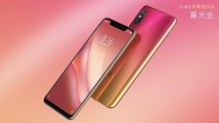 Смартфоны Xiaomi Mi 8 Lite и Mi 8 Pro представлены официально. Цена молодежной модели стартует с $204