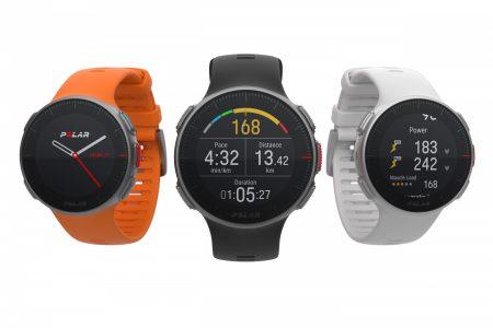 Polar анонсировала спортивные умные часы Vantage V и Vantage M