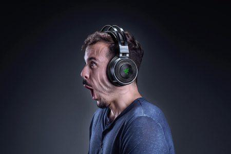 Razer Nari Ultimate – игровая гарнитура с тактильной обратной связью и ценой $200
