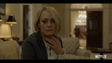 «Кто не с нами, тот против нас»: Вышел новый трейлер последнего сезона House Of Cards / «Карточный домик»