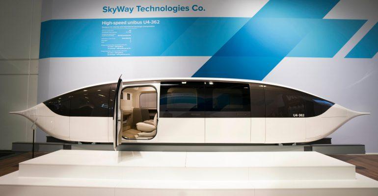 «Hyperloop по-белорусски»: представлен транспортный модуль, способный разгоняться до 500 км/ч - ITC.ua