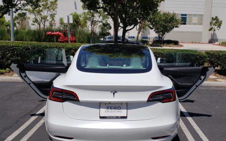 На последней неделе августа Tesla вместо 6000 автомобилей Model 3 выпустила всего 4300 штук