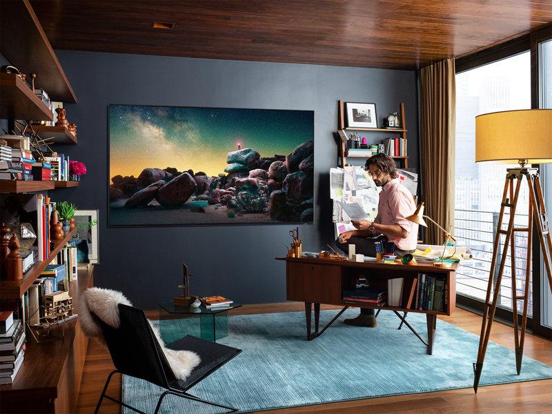 8K-телевизор Самсунг диагональю 85 дюймов обойдется в15 тыс. долларов