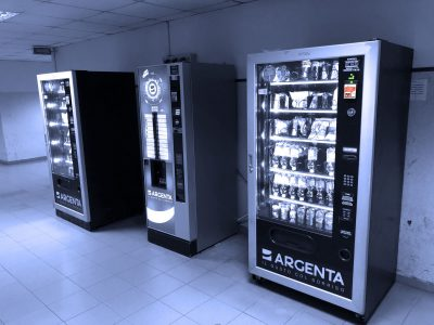 Хакер взломал вендинговые автоматы Argenta