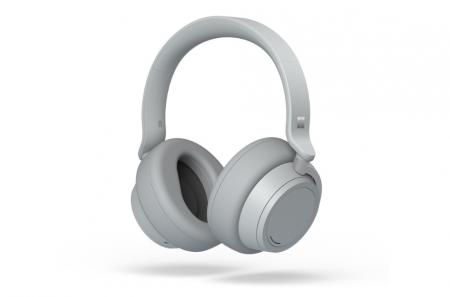Microsoft анонсировала беспроводную гарнитуру Surface Headphones с настраиваемым шумоподавлением и ценой $350