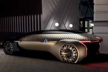 Renault EZ-ULTIMO — концепт электрического робомобиля премиум-класса для VIP-клиентов отелей, курортов и авиалиний