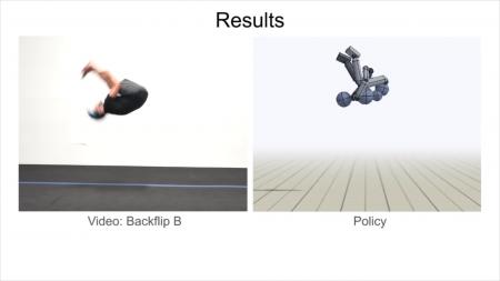 Нейросеть учится сложным движениям, просматривая видео на YouTube