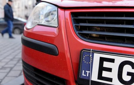 Штрафовать нельзя помиловать. Верховный суд признал абсолютно законным пользование транзитным авто на еврономерах