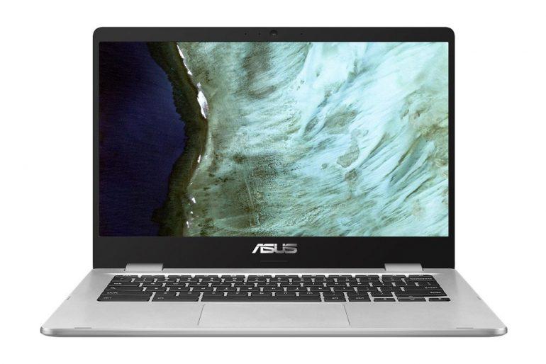 ASUS Chromebook C423 Ч новый 14-дюймовый хромбук среднего класса со 180-градусным шарниром и четырьм¤ USB-портами двух типов