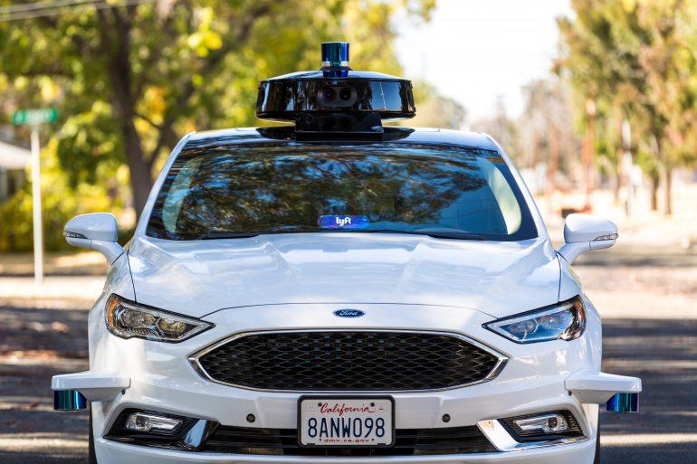 Lyft купила картографический AR-стартап Blue Vision Labs и показала собственный самоуправляемый автомобиль