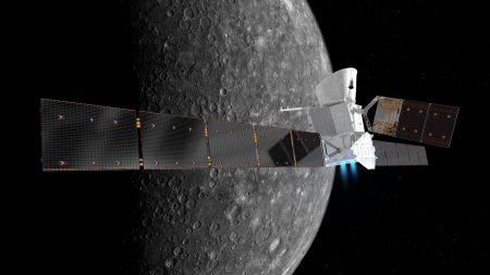 ESA и JAXA отправили к Меркурию миссию BepiColombo с двумя аппаратами. Они будут исследовать поверхность и внутреннее строение наименее изученной планеты