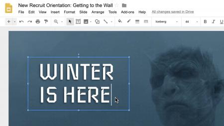 Рекламный ролик дня: как Белые Ходоки планируют наступление при помощи Chromebook