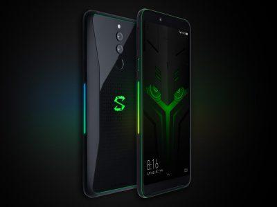 Начались продажи нового игрового смартфона Xiaomi Black Shark 2