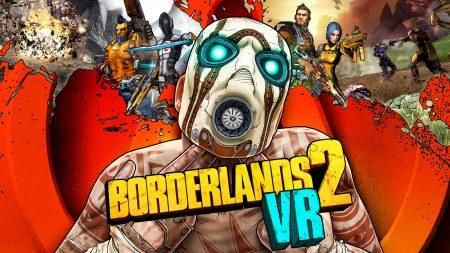 Игра Borderlands 2 VR для платформы виртуальной реальности PlayStation VR выйдет 14 декабря [трейлер]