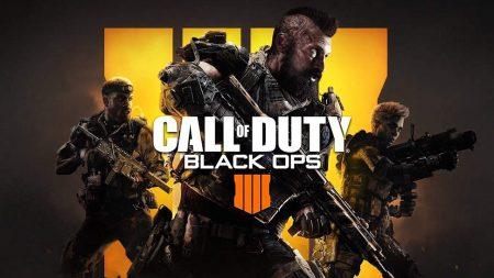 Call of Duty: Black Ops 4 — сугубо многопользовательская война