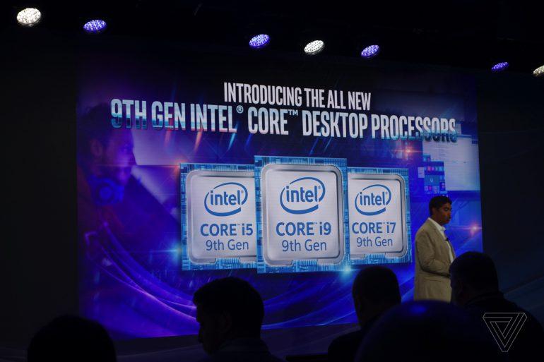 Intel анонсировала настольные процессоры Core 9-го поколения: до 8 ядер для Core i9, до 18 ядер для Core X и 28 ядер для Intel Xeon