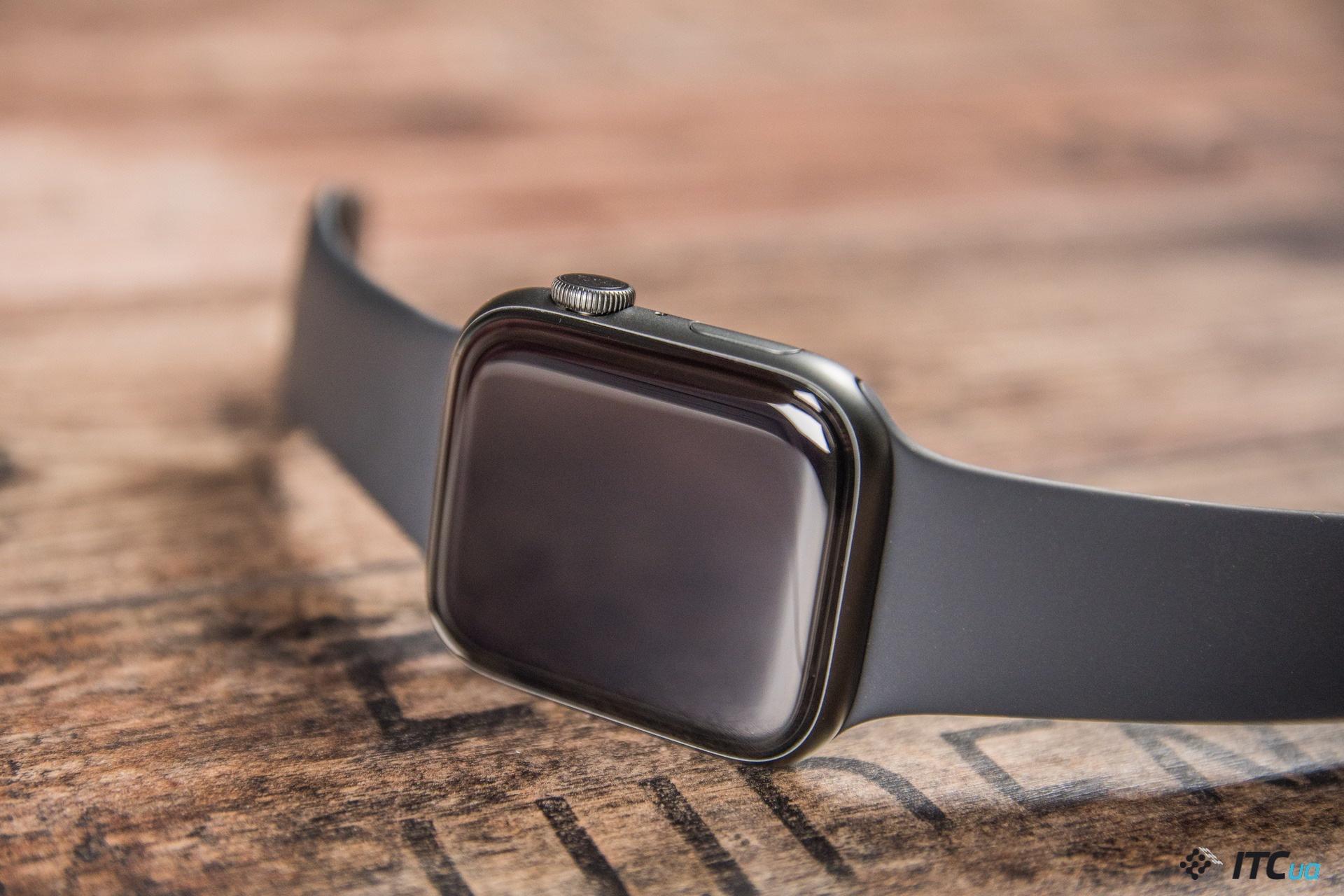 стекло Apple Watch Series 4