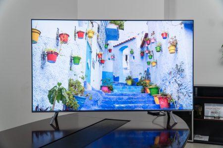 Обзор телевизора Samsung QE65Q6FNAUXUA