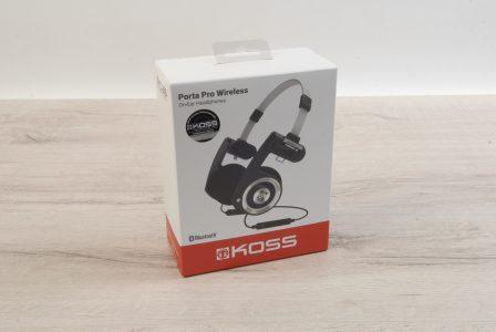 Обзор беспроводных наушников KOSS Porta Pro Wireless