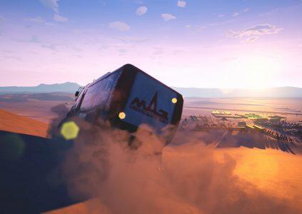 Dakar 18 – гонка на выносливость