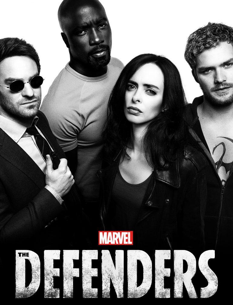 """Netflix закрыл сериал """"Люк Кейдж"""" спустя неделю после """"Железного кулака"""". Из """"Защитников"""" в строю остаются только Джессика Джонс и Сорвиголова"""