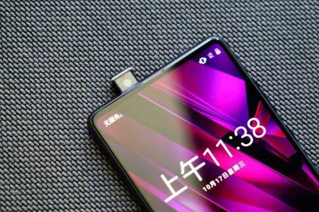 Xiaomi рассматривала для серии Mi Mix дизайн с выдвижной фронтальной камерой, но остановилась на конструкции слайдера [Фото прототипа]