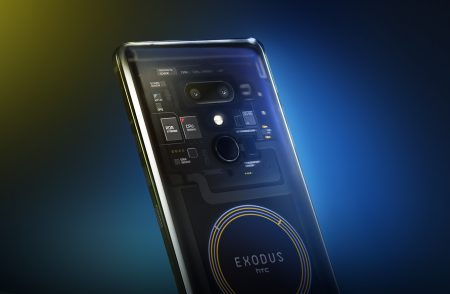 HTC начала принимать заказы на свой первый блокчейн-смартфон Exodus 1