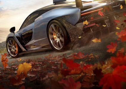 Forza Horizon 4 – это просто праздник какой-то!