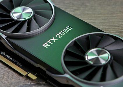 Обзор видеокарты GeForce RTX 2080 Founders Edition: художник так видит