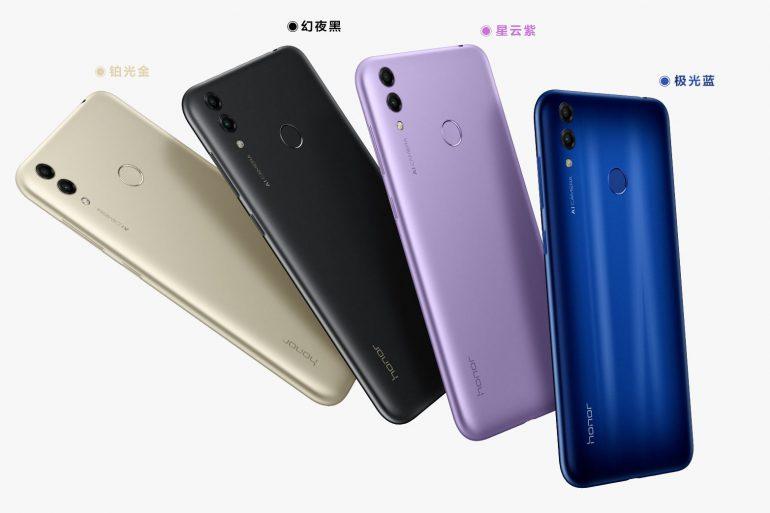 Honor 8C — первый смартфон на основе Qualcomm Snapdragon 632 получил 4 ГБ ОЗУ, батарею на 4000 мАч, двойную камеру и ценник от $160