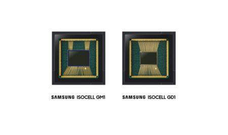 Samsung представила два новых фотосенсора для флагманских смартфонов: GM1 на 48 Мп и GD1 на 32 Мп