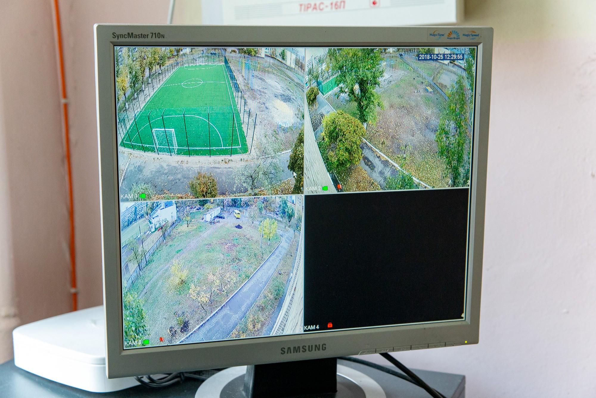 КГГА планирует подключить все камеры видеонаблюдения в школах и детсадах Киева к городскому дата-центру