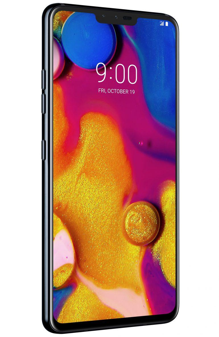 Флагманский смартфон LG V40 ThinQ с пятью камерами и 6,4-дюймовым экраном представлен официально