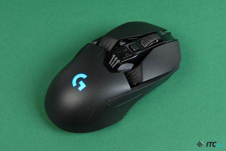 Обзор беспроводной игровой мыши Logitech G903