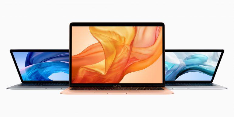 """—тали известны официальные цены на новинки Apple в """"краине: MacBook Air стартует от 40 тыс. грн, iPad Pro Ч от 27 тыс. грн"""