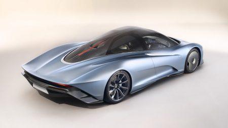 McLaren Speedtail — гибридный премиальный гиперкар с мощностью 1050 л.с., максимальной скоростью 400 км/ч и ценником $2,25 млн