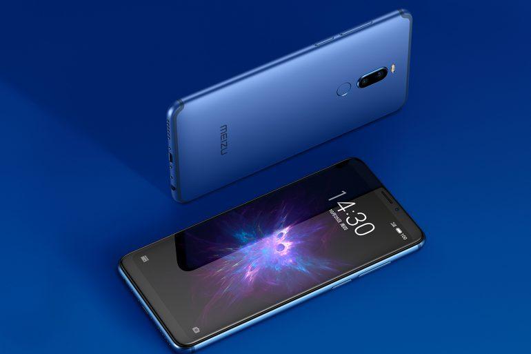 Meizu M8 Note — безрамочный 6-дюймовый смартфон с процессором Snapdragon 632, 4 ГБ ОЗУ, 64 ГБ памяти и батареей на 3600 мАч за $185