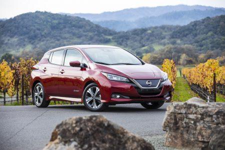 После 8 месяцев экплуатации и 20 тыс. км пробега батарея электромобиля Nissan Leaf на 40 кВтч сохранила 97,4% емкости