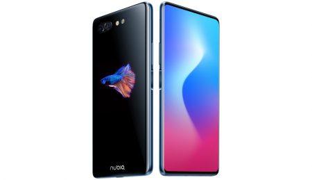 Nubia X – смартфон с двумя сенсорными дисплеями и SoC Snapdragon 845 по цене от $473